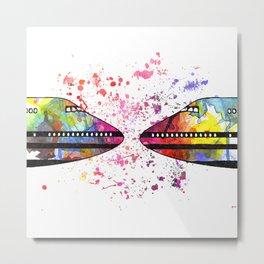 Airline Metal Print