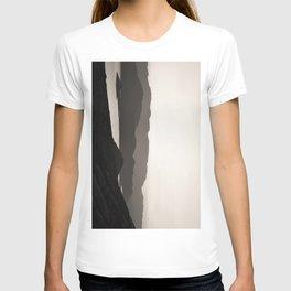 Mountains and a lake T-shirt