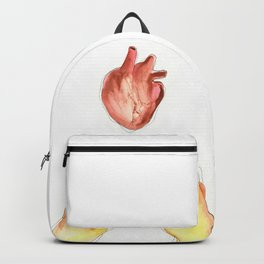 Reaching for Love Backpack