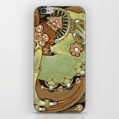 Circulation iPhone & iPod Skin