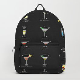The Gin Cocktail Backpack