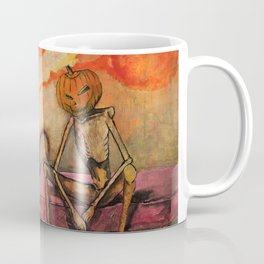 Halloween Head: Monsters Coffee Mug