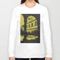 milan Long Sleeve T-shirts featuring Milan 4 by Anand Brai