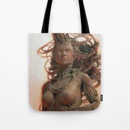 Gynoid IV Tote Bag