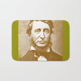 Thoreau Pillow/Thoreau Blanket/Thoreau Rug Bath Mat
