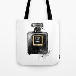 Perfume bottle fashion Tote Bag