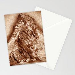 Matterhorn Mountain, Switzerland Stationery Cards