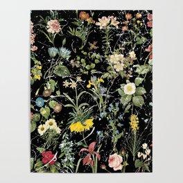 Millefleur Poster