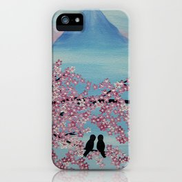 love in japan iPhone Case
