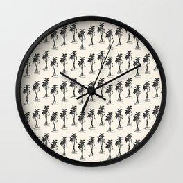 coco-nut! 0.3 pat. Wall Clock