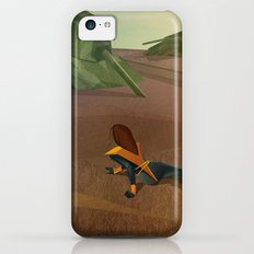 Kitty's World Slim Case iPhone 5c