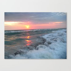 A day in Long Boat Key Canvas Print