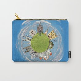 timisoara little planet Carry-All Pouch