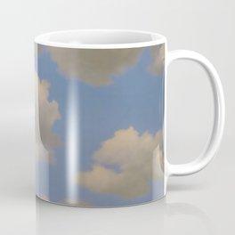 Clouds Surrealism Coffee Mug