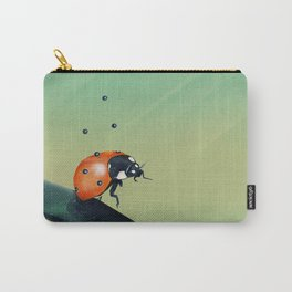 Oh, Bugger (Spring Version) Carry-All Pouch