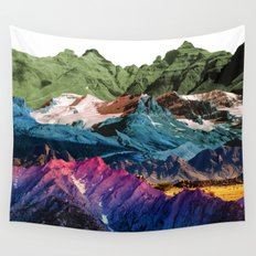 Dream Nature MOUNTAINS Wall Tapestry