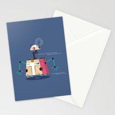 :::Mini Robot-Vrahion::: Stationery Cards