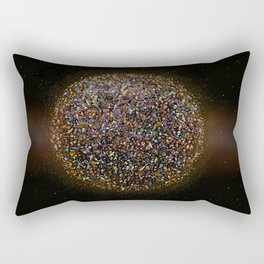 Megaplanet Rectangular Pillow