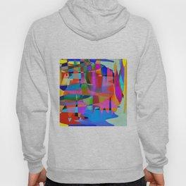 Multi Colorfall Hoody