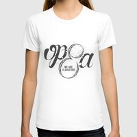 scandal T-shirts featuring Scandal - Olivia Pope & Associates by linebyline