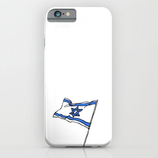 Israeli Flag iPhone & iPod Case