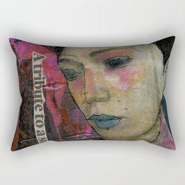 A Tribute for a Soul Rectangular Pillow