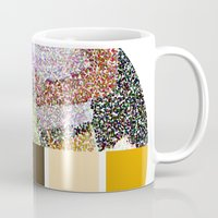 klaine Mugs featuring Color You Into My Life by Jen K