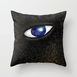 daze Throw Pillow