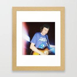 X X . R E T R O Framed Art Print
