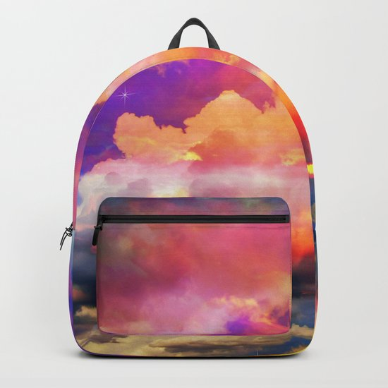 lollipop sunset Backpack