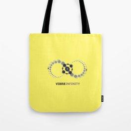 Vibr8 Infinity Tote Bag