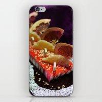 dessert iPhone & iPod Skins featuring Dessert #2 by Ornaart