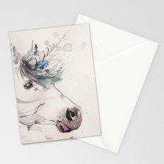 Unicorn 2 Stationery Cards