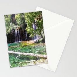Hanging Lake Stationery Cards