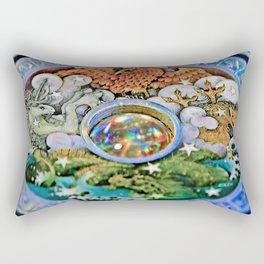 Wizardology Fantasy Rectangular Pillow