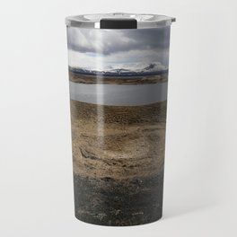 Iceland - Myvatn Travel Mug