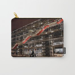Pompidou Center Carry-All Pouch