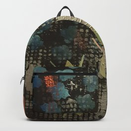 Stencil Backpack