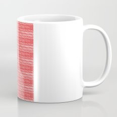 Red Curtain Coffee Mug