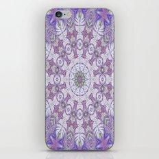 Jungle Kaleidoscope Amethyst iPhone & iPod Skin