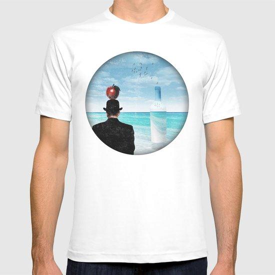René at the beach T-shirt