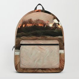 AUTUMN HARBOR Backpack