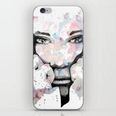 Kori by carographic, Carolyn Mielke iPhone & iPod Skin