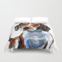 Beagle Duvet Cover