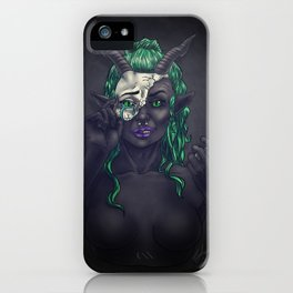 Break free from your normality iPhone Case