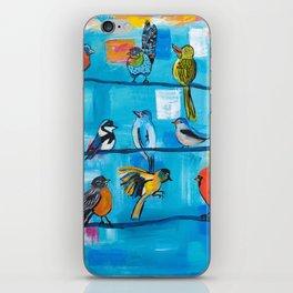 Bird Celebration iPhone Skin