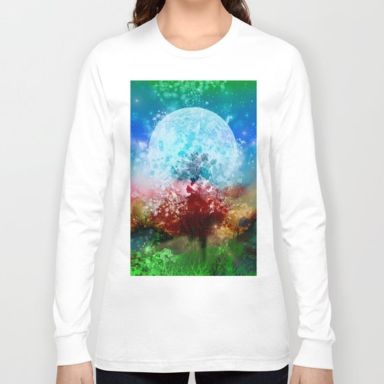 landscape Long Sleeve T-shirt