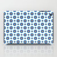 monsters inc iPad Cases featuring Monsters, Inc. Pattern by Jennifer Agu
