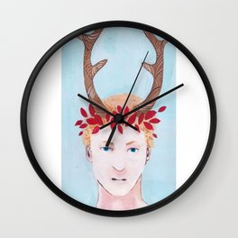 King Arthur Wall Clock