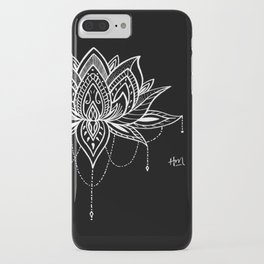 Lotus Love iPhone Case